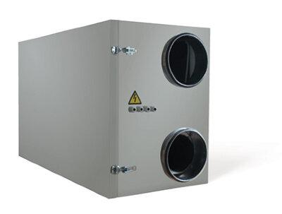 КПД 70% до -25С приточно-вытяжные установки с рекуперацией тепла и влаги